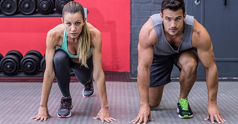 ผู้หญิงแข็งแรงกว่าผู้ชาย