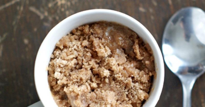 Coffee Cake In A Mug Recipes: Easy Microwave Coffee Cake In A Mug Recipe