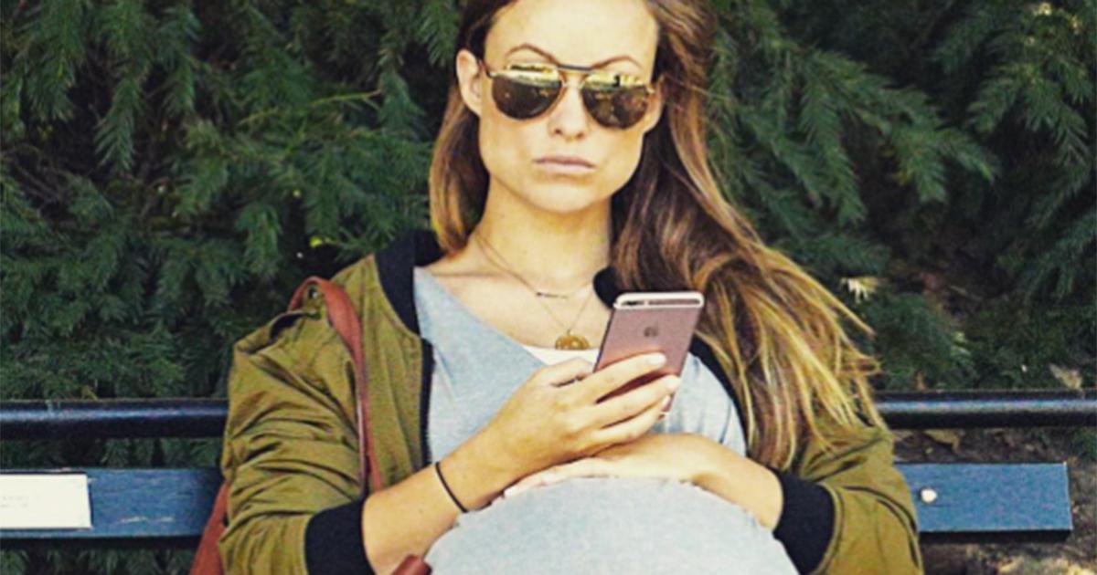 Olivia Wilde Takes to ... Olivia Wilde Instagram