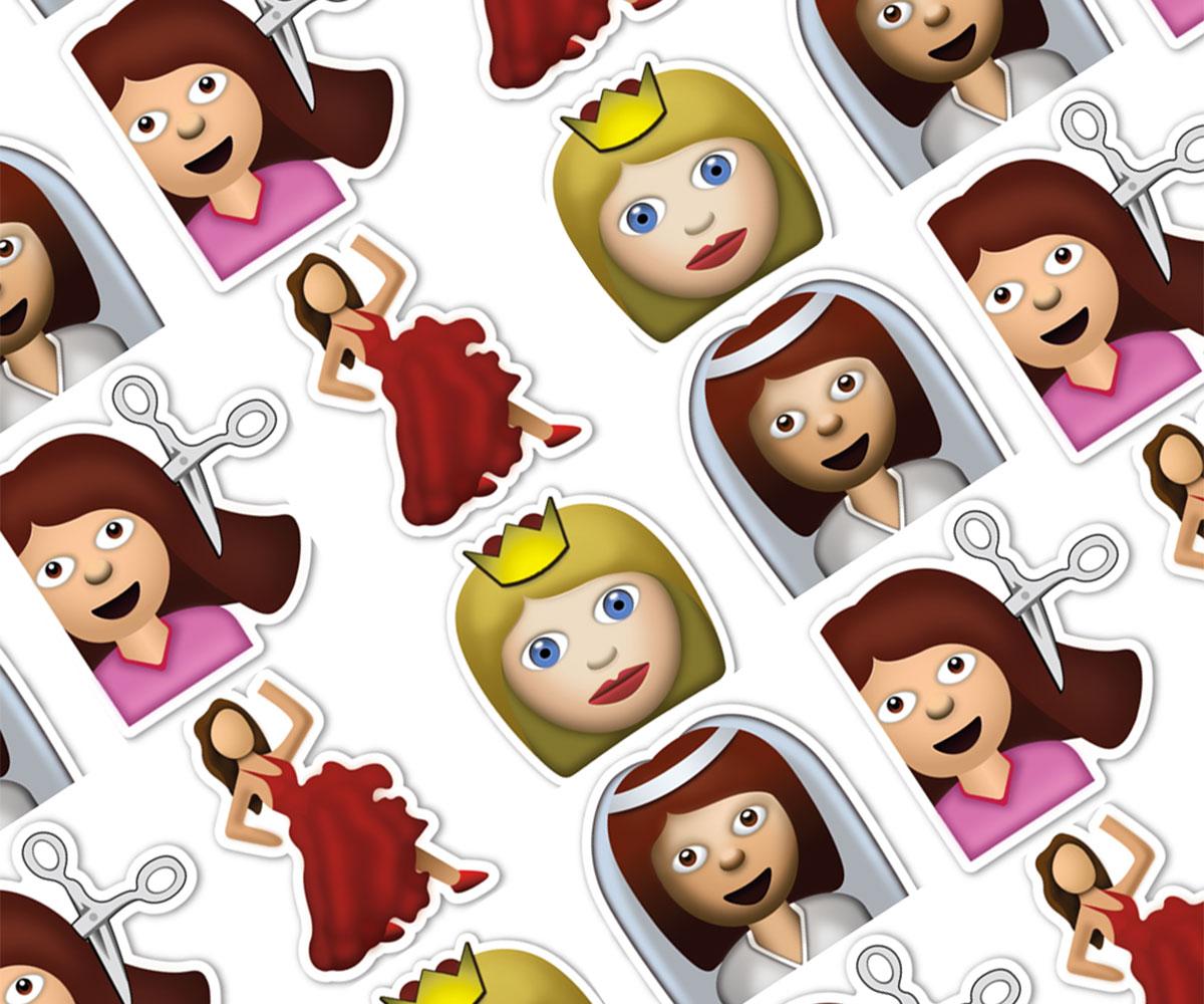 Popular Mechanics Sweepstakes >> Do Emojis Limit Girls to Stereotypes? | Shape Magazine