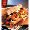 Blackened Shrimp Po' Boy