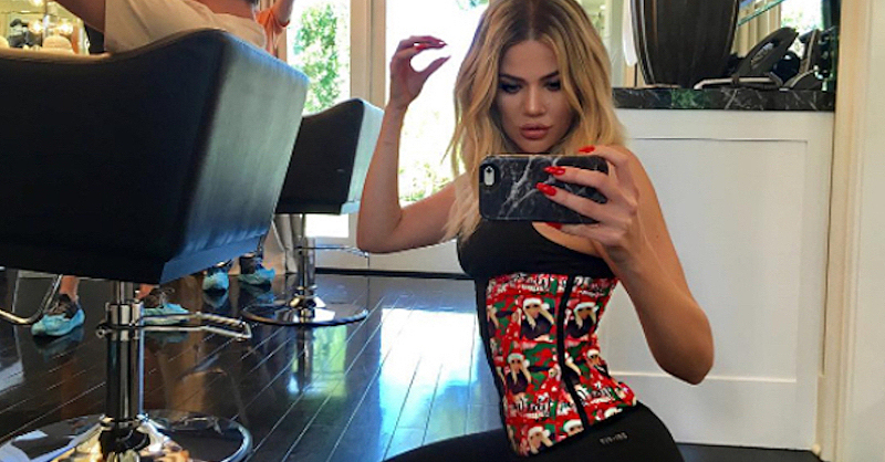 Khloé Kardashian Loves Waist Trainers, But They Don't ...