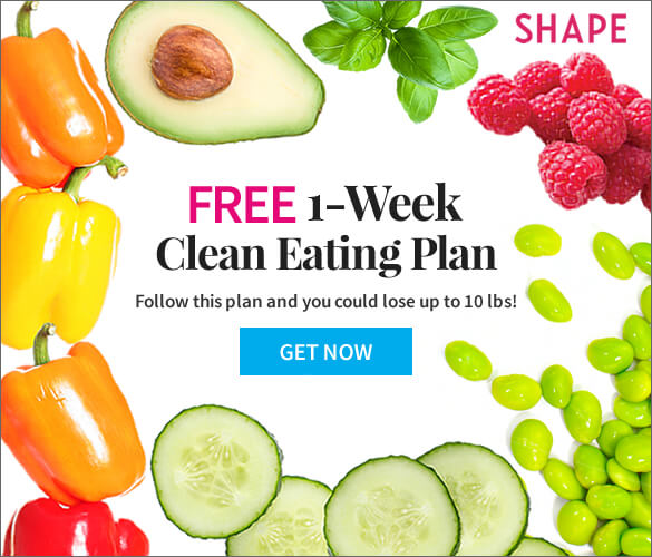 Free Clean Eating Challenge
