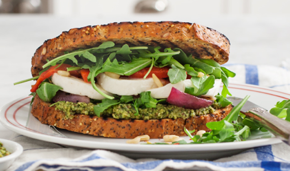 10 Filling Vegetarian Sandwiches