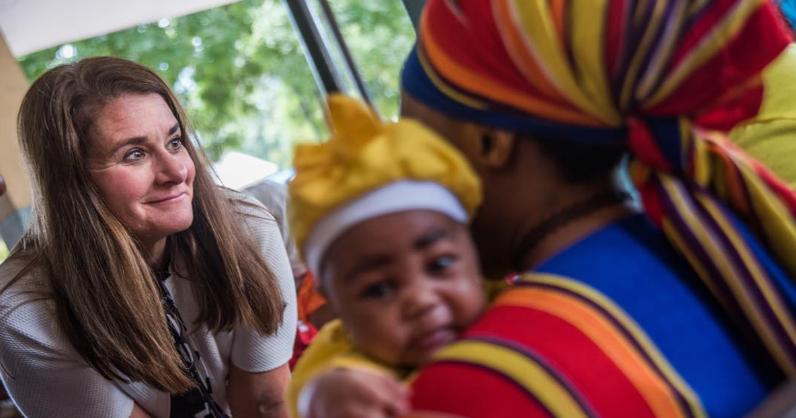 Melinda Gates Vows to Provide Birth Control to 120 Million Women Worldwide