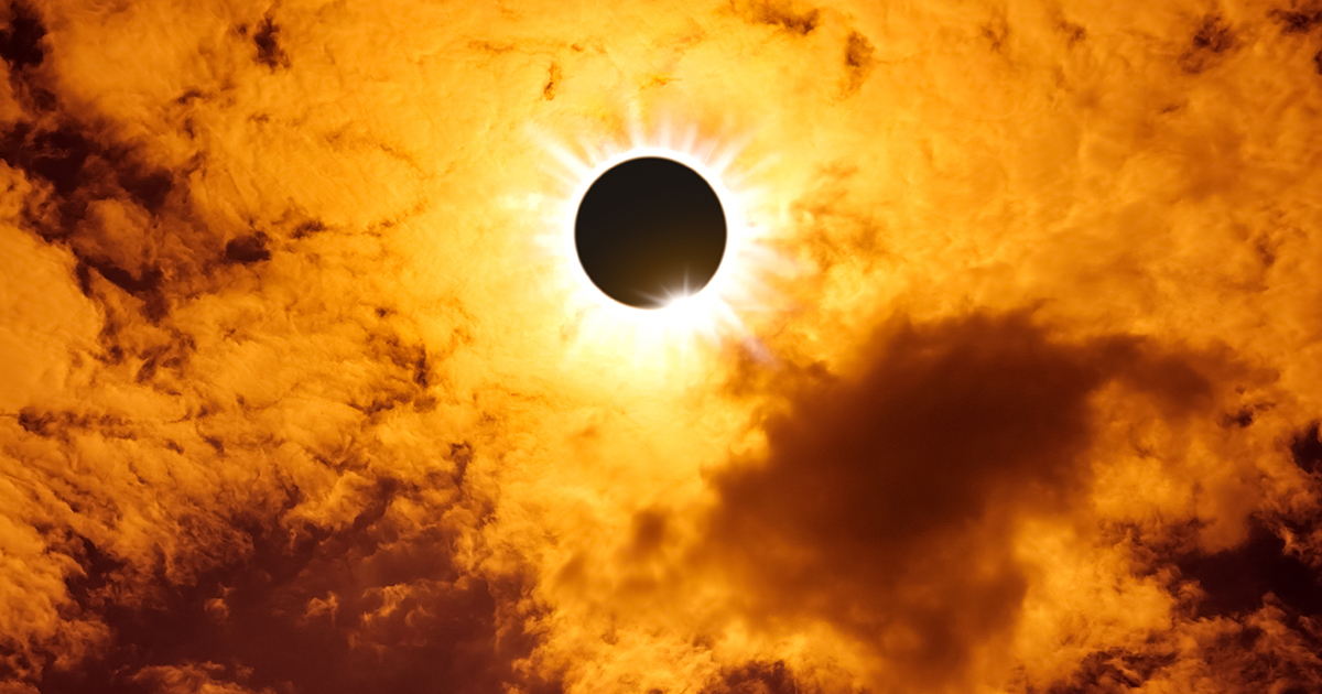 Temperature may drop as much as 15° during solar eclipse