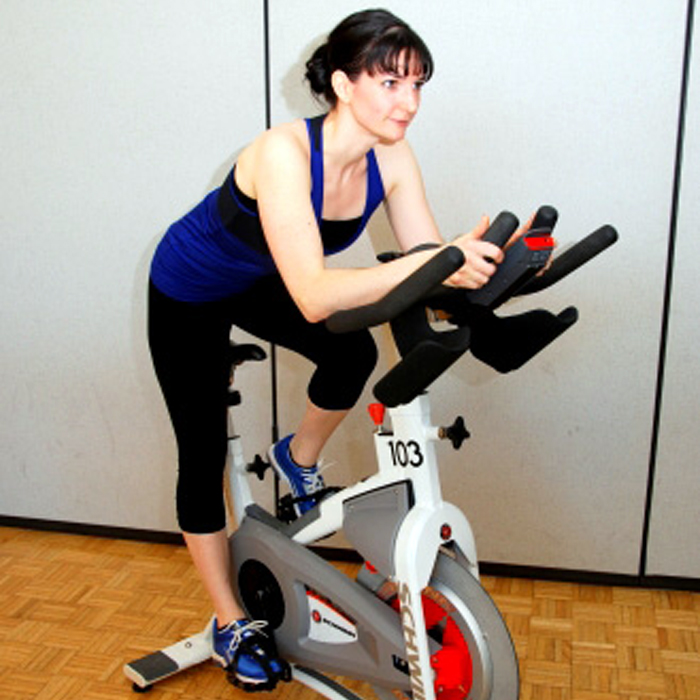 Exercise Bike Hiit: Cardio Exercise: 10 Tabata Workouts For Interval Training