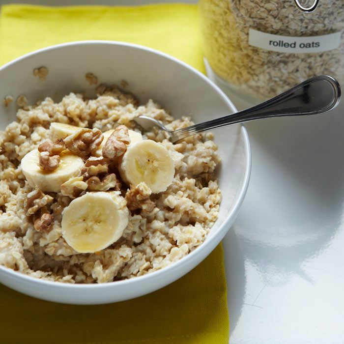 Eat Oatmeal to Control Hunger and Lose Belly Fat