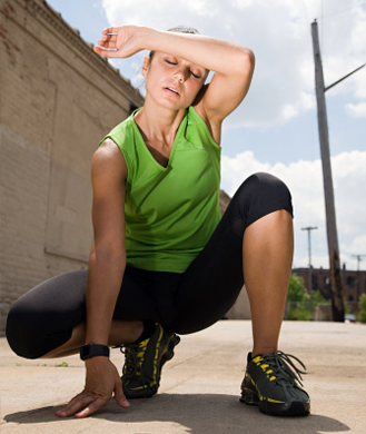exhausting - 8 Benefits of High-Intensity Interval Training (HIIT)