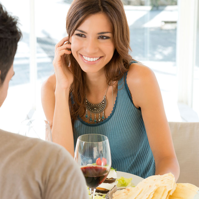 Go from casual dating to a relationship