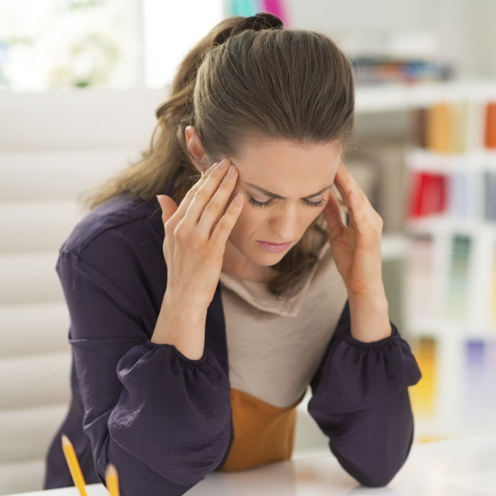 Can stress cause a late period?