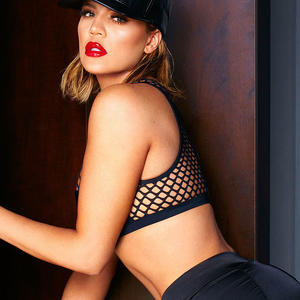 Big boob sexy striptease