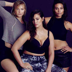 The Plus-Sized Models Redefining the Fashion Biz