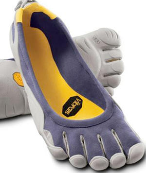 What's up with Barefoot Running Shoes?