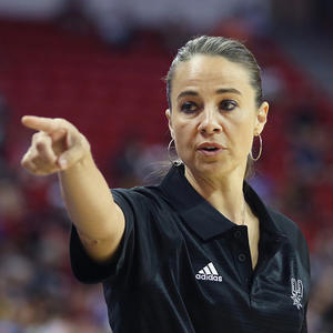 Becky Hammon Makes History...Twice