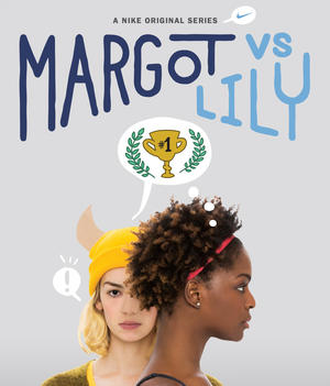 Nike's Margot Vs. Lily Is All Of Us