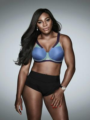 Serena Williams Has Been Sporting the Same Sports Bra for 15 Years
