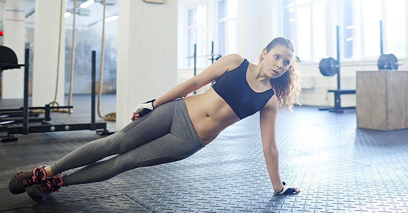 30-Minute Cardio Workout for Abs | Shape Magazine