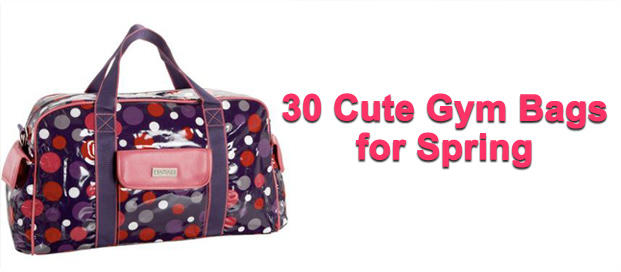 30 Gym Bags with Style | Shape Magazine