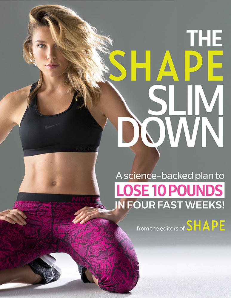 The Shape Slim Down: A science-backed plan with daily ...