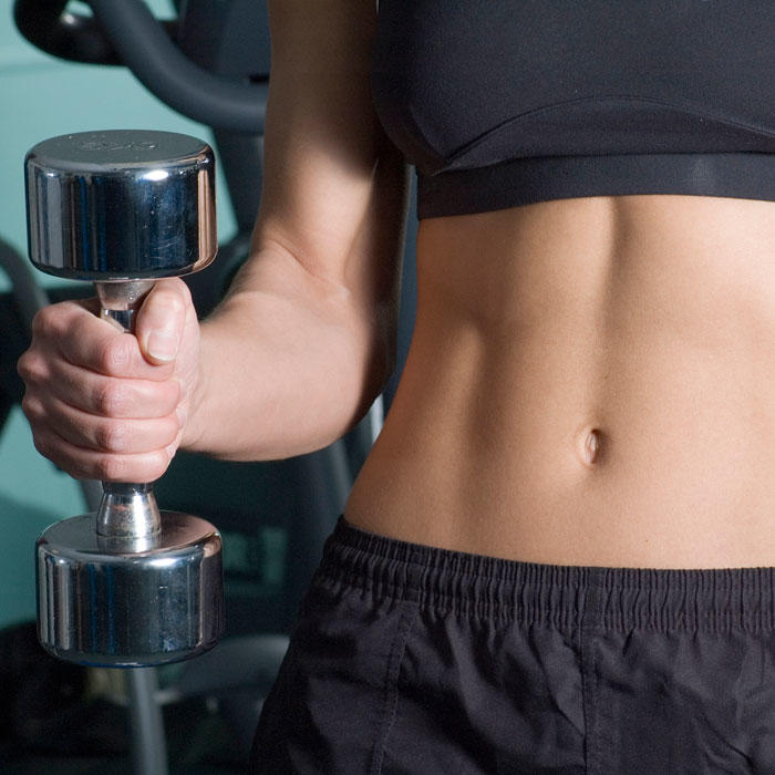 Abs Workout Plan: 6 Weight Exercises to Get a Six-Pack ...