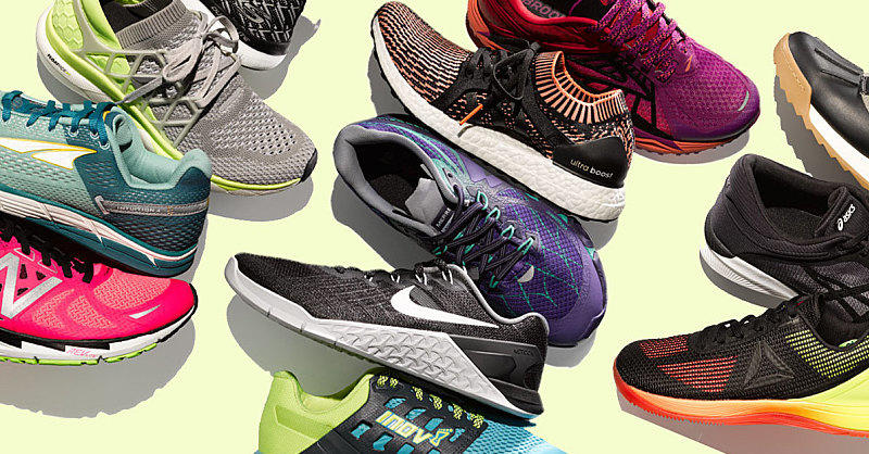 The Best Workout Shoes for Acing Every Kind of Exercise