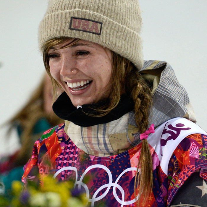 Snowboarder Kaitlyn Farrington's Strategy to Win Gold at ...