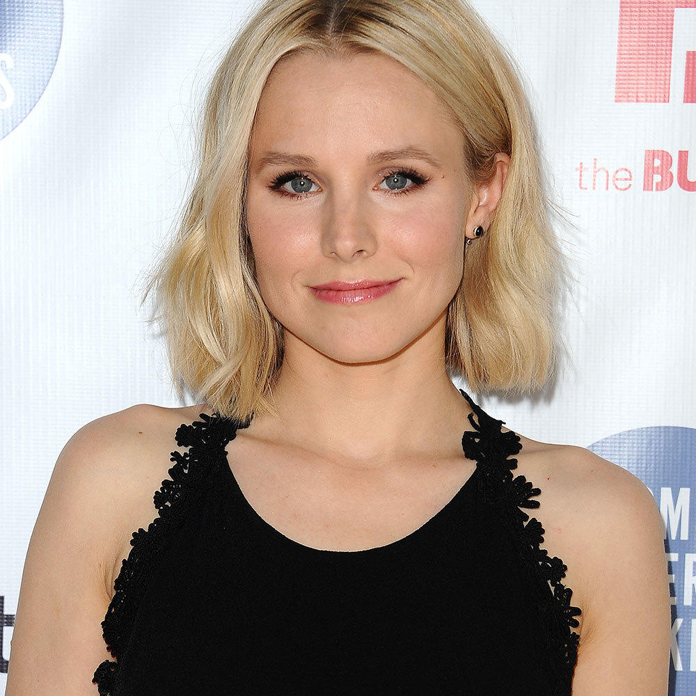 Kristen Bell Says There's No Shame In Anxiety & Depression