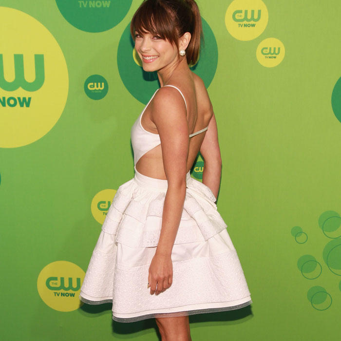 Actress Kristin Kreuk Shares Diet and Fitness Secrets   Shape Magazine