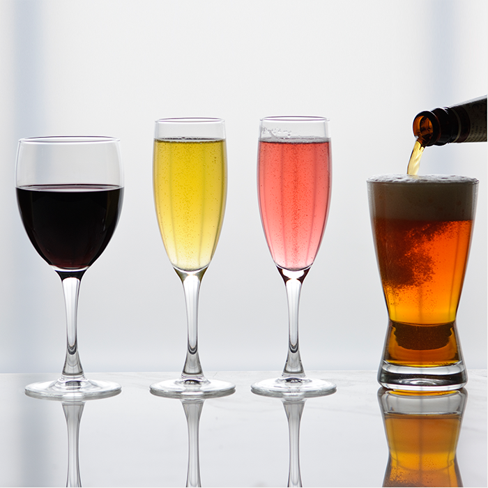 Nutrition data calories in beer wine popular for Good alcoholic mixed drinks