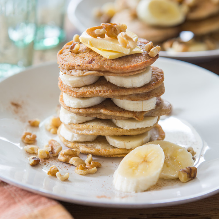 Healthy Pancake Recipe Ideas for a Batter-than-Ever ...