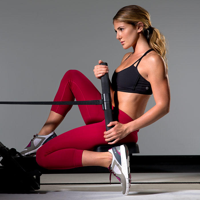 10 Rowing Machine Moves for Total-Body Toning | Shape Magazine