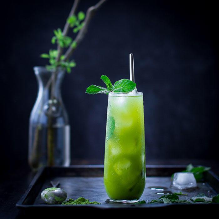 Healthy Energy Drinks: Matcha Green Tea Powder Recipes
