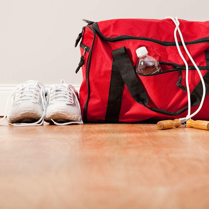 Fitness Tips & Gear: Gym Bag Essentials Personal Trainers ...