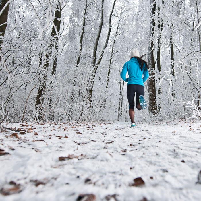 Adidas Snow Running Shoes