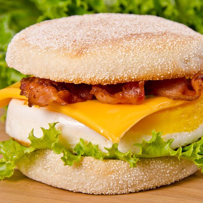Healthy Breakfast Sandwich Recipes | Shape Magazine