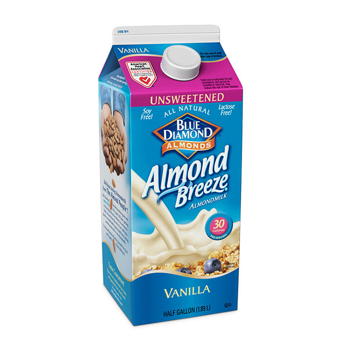 Is It Good To Drink Almond Milk