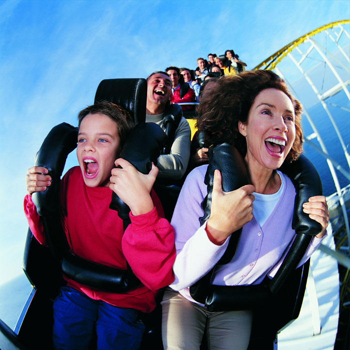 The Psychological Reason You Love Roller Coasters And