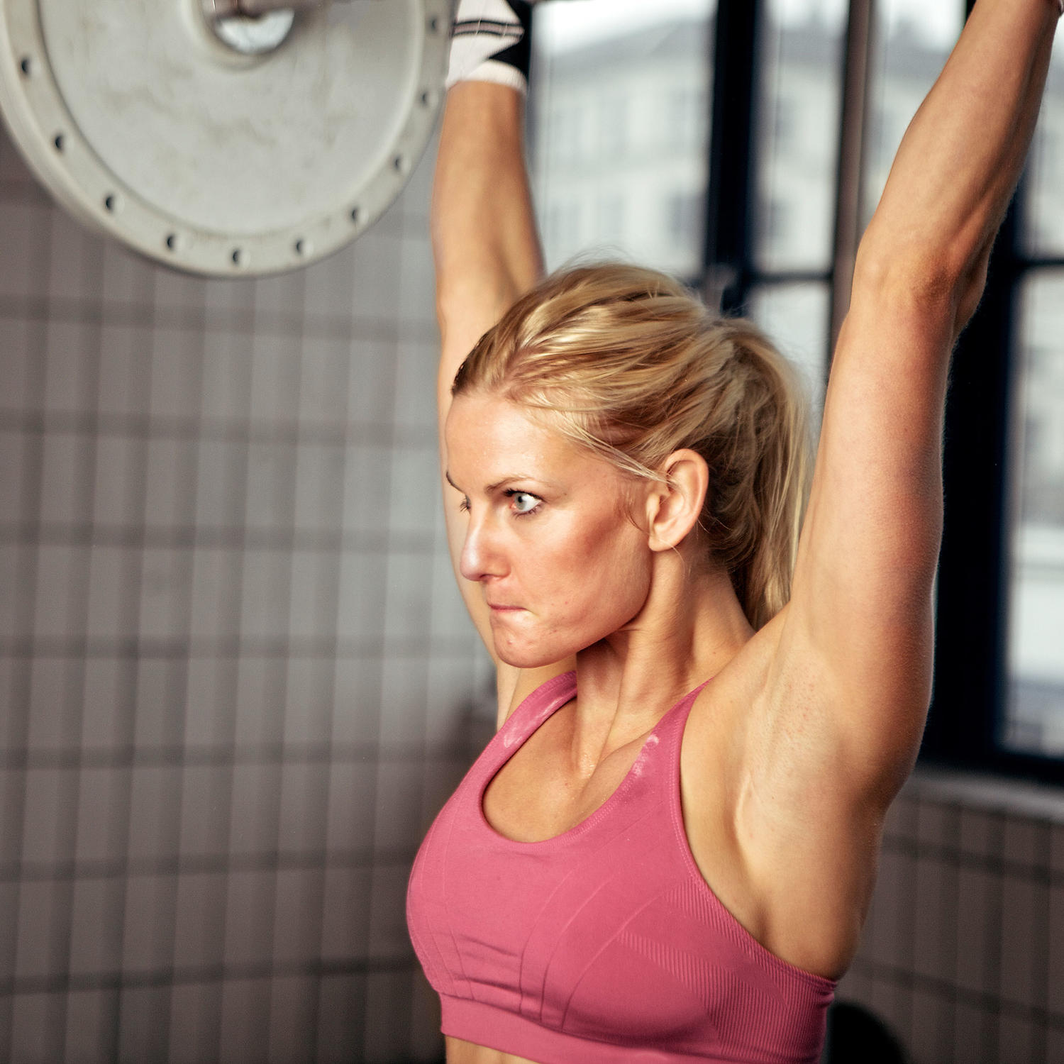 Barbell What Is Better Barbell Or Dumbbell Shoulder Press
