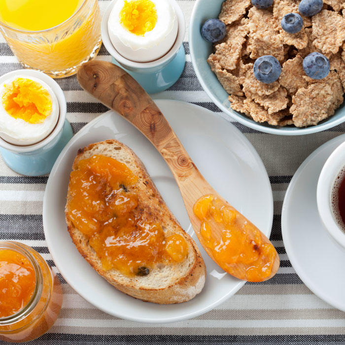 breakfast for weight loss  big breakfast and small dinner