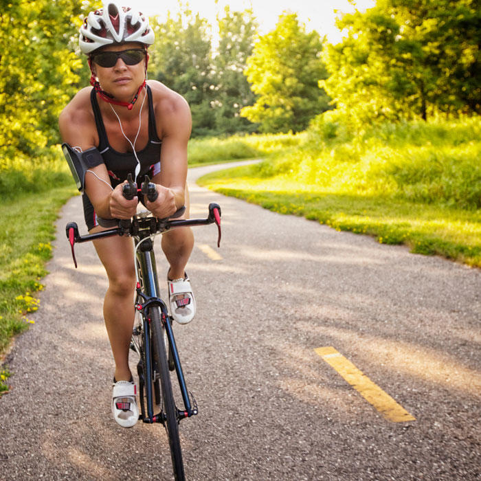 bicycling for weight loss exercise