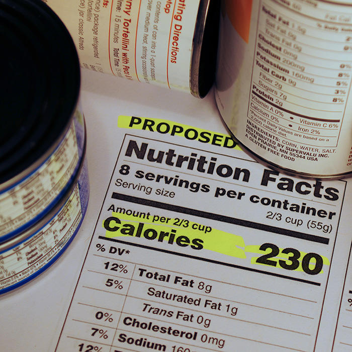 Weight Loss: Healthy Food Labels' Calorie Counts are ...