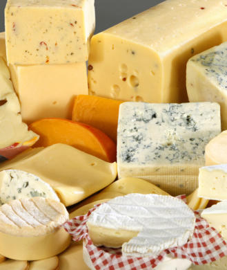 Eating Cheese on a Low-Fat Diet