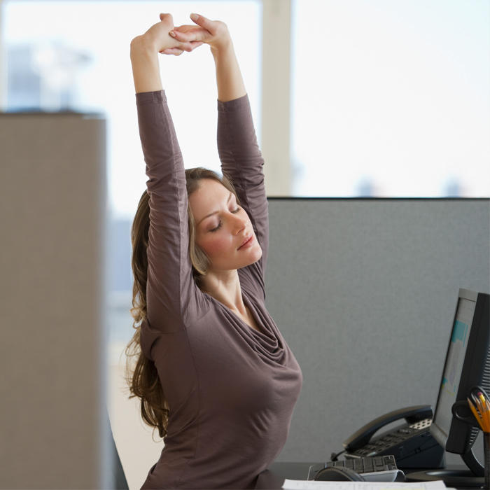 How to Stretch: Stretching at Work for Productivity and ...