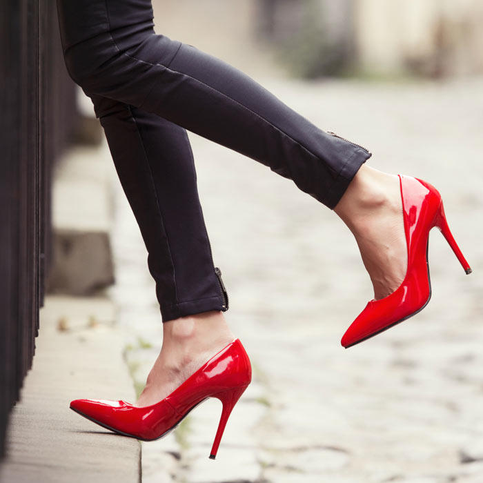High Heels &amp Foot Pain Relief: Style Tips To Get You Through Your