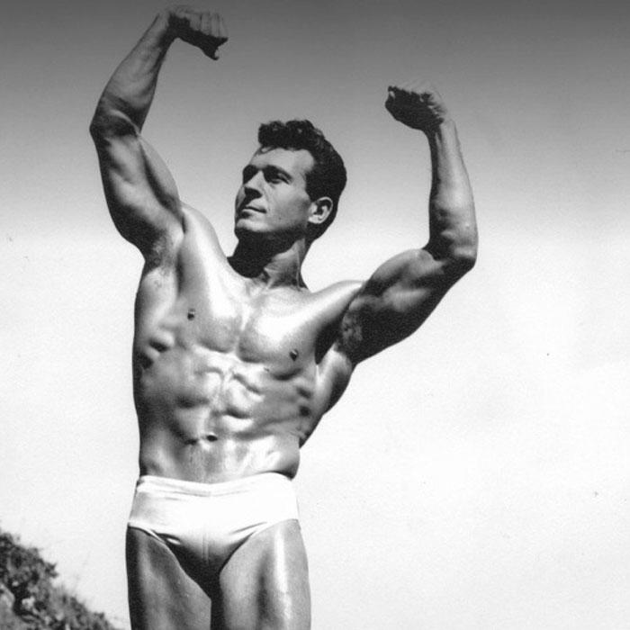 jack lalanne height