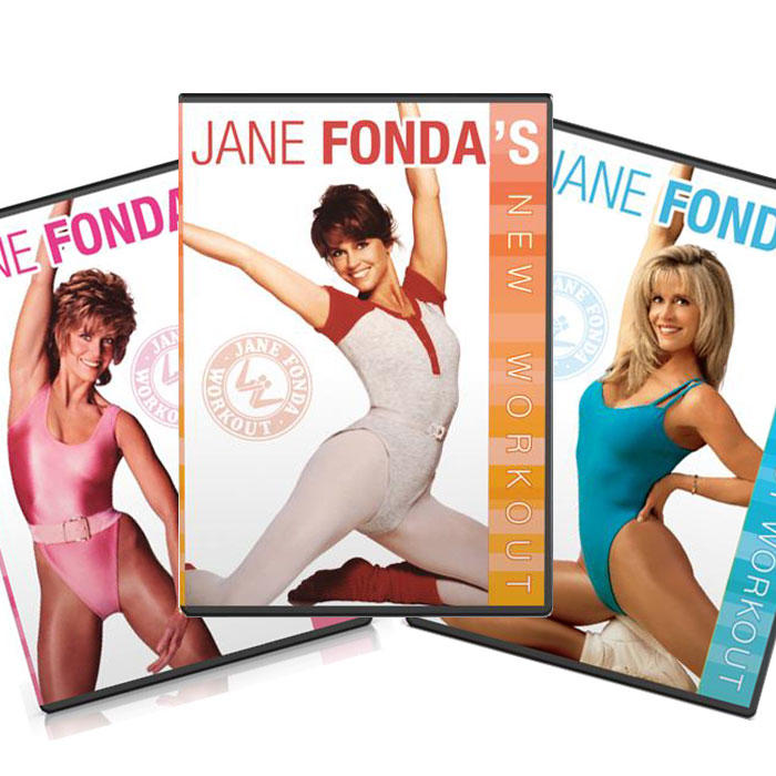 Workout Videos: Jane Fonda's Original Tapes Re-Released ...