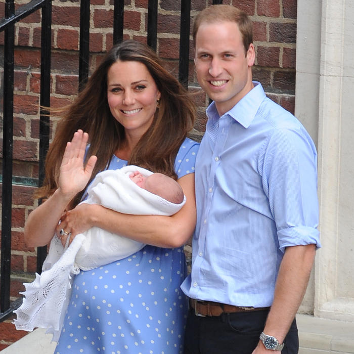 Kate Middleton's Post-Baby Bump: The Reality Of Post-Baby