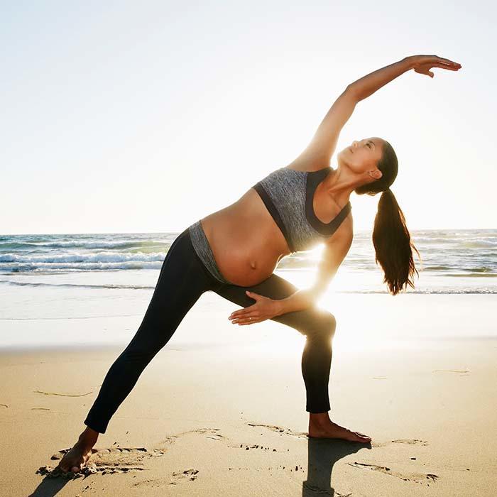 Yoga Class For Pregnant Women 65