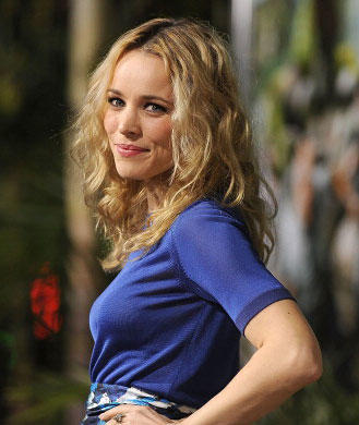 The Vow Star Rachel McAdams' High-Intensity Workout Routine | Shape ...